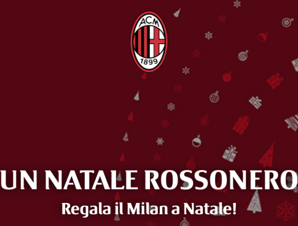 Buon Natale da AC Milan e Love Soccer