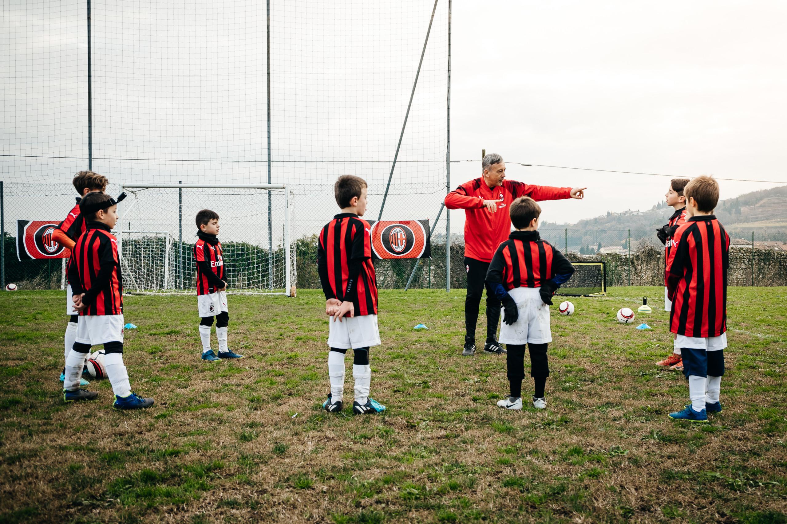 Il Comune di Salorno parla del nostro Milan Camp