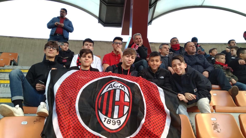 A San Siro per Milan-Hellas Verona