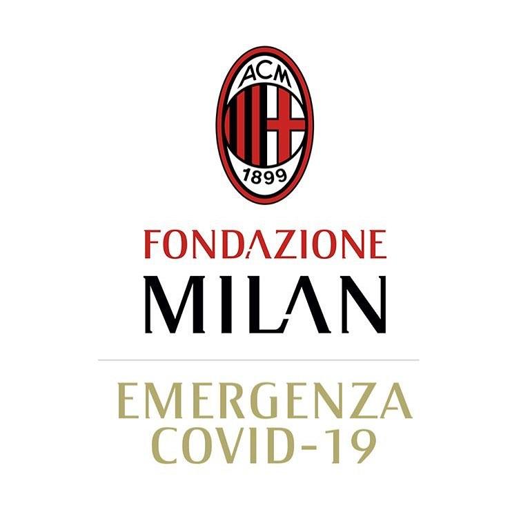 Raccolta fondi AC Milan e Fondazione Milan ONLUS
