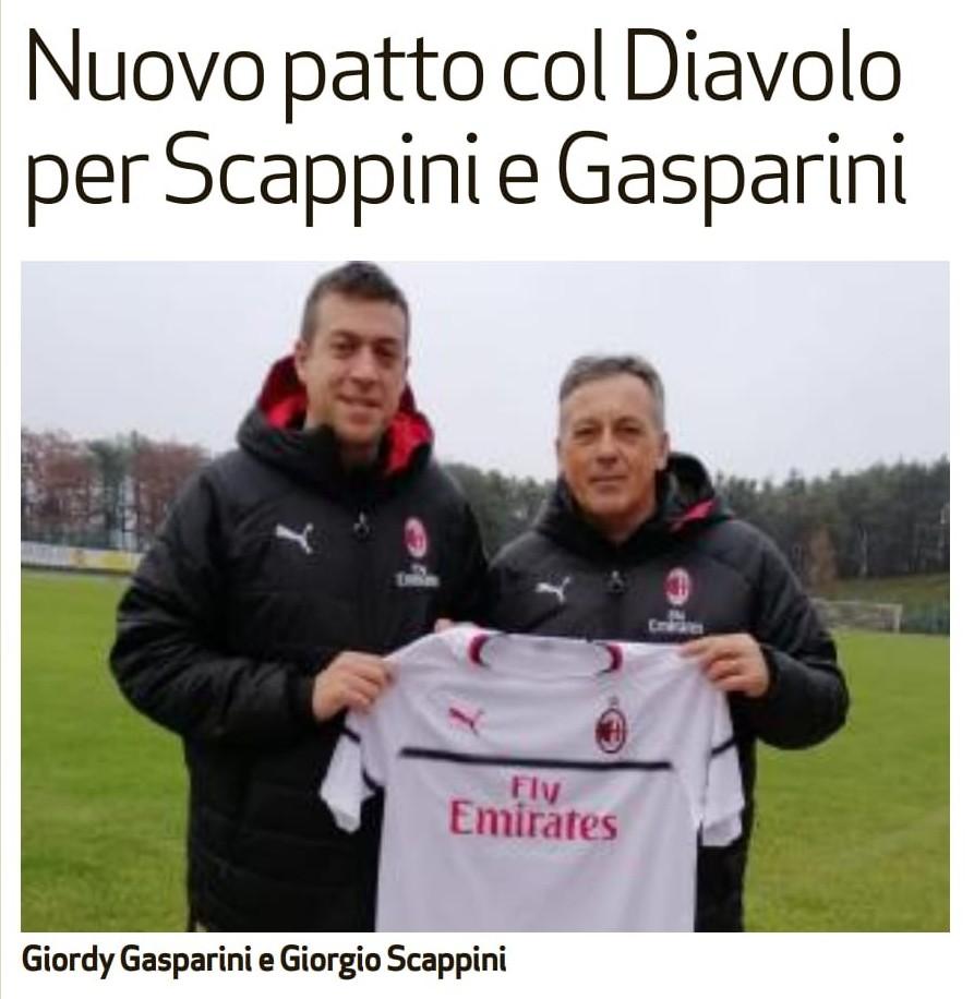 Nuovo patto col Diavolo per Scappini e Gasparini