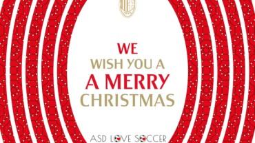 I migliori auguri di Buon Natale