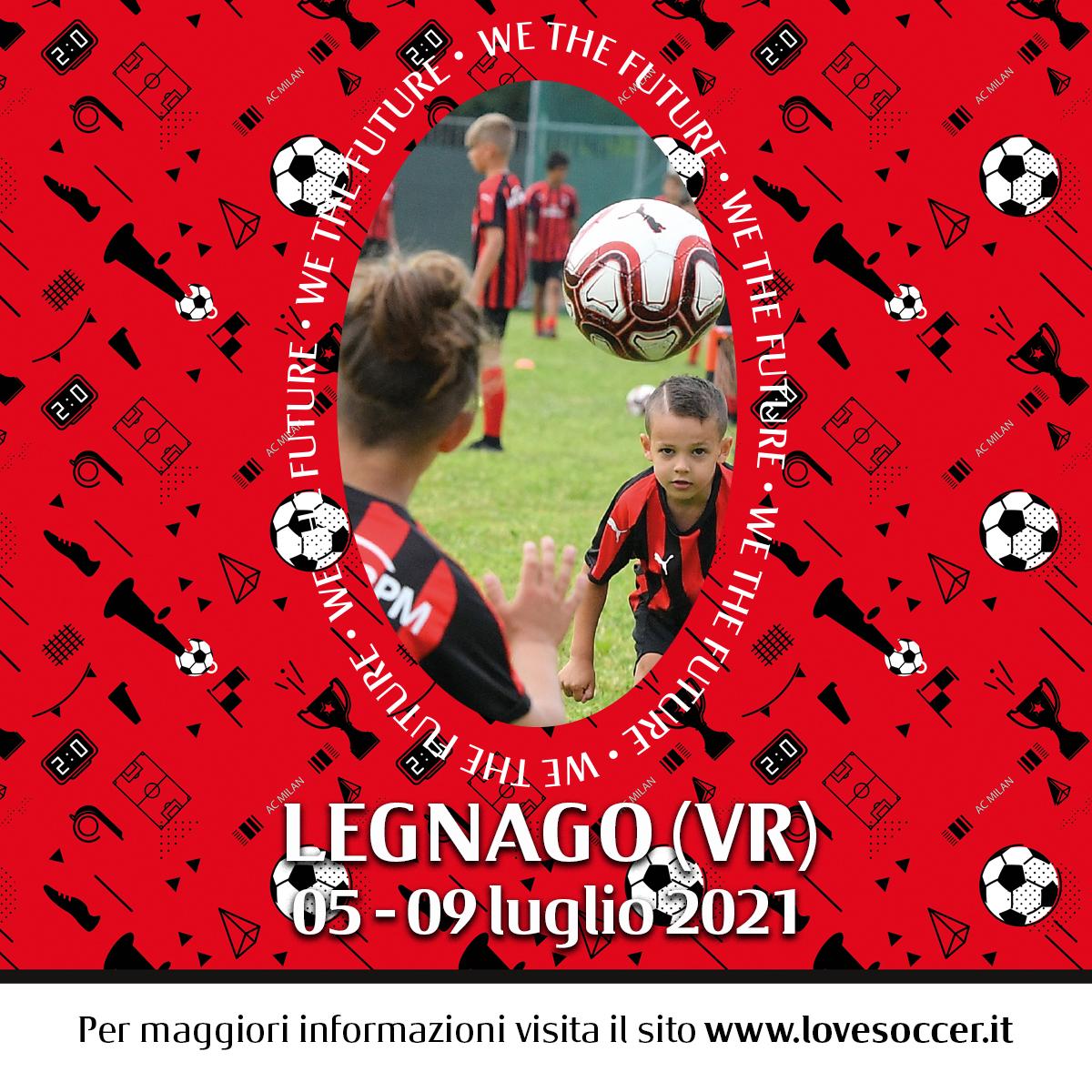 Legnago (VR) 5-9 luglio 2021: ISCRIZIONI CHIUSE