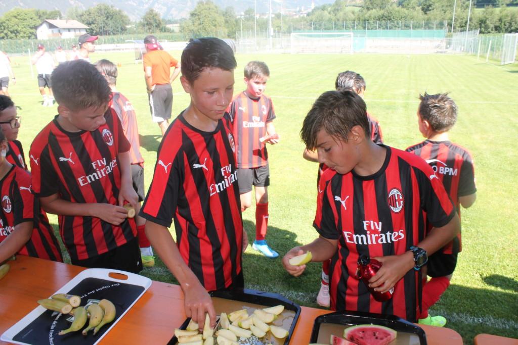 Ti aspettiamo a Bolzano coi Milan Junior Camp