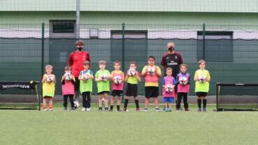 Giovani Sport e Radio RCS parlano dei Milan Junior Camp
