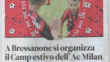 Il giornale L'Alto Adige parla di noi