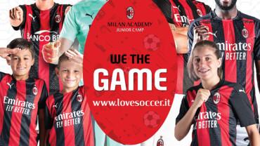 Hai bisogno di maggiori informazioni sui Milan Academy Junior Camp?